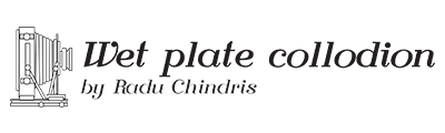 Logo of Wet plate collodion by Radu Chindris